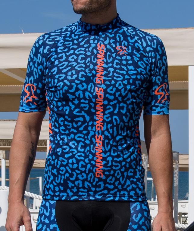 GALAPAGOS - S/S Jersey Blue