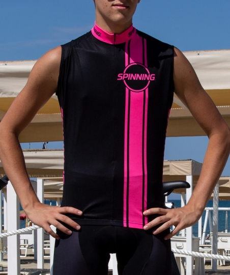 Pink PRO-S/L JERSEY